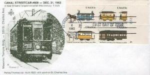 2062a STREETCARS - 1st Dureau #2 Plb4
