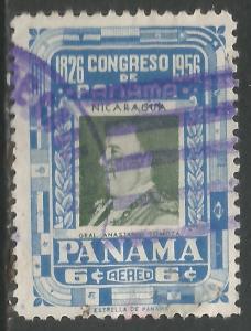 PANAMA C171 VFU Z630