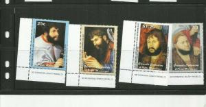 GRENADA -CARRIACCOU ART MNH