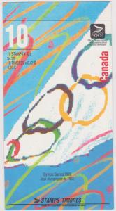 Canada USC #BK146a VF-NH Four Complete Sealed Booklets Cat. $50.