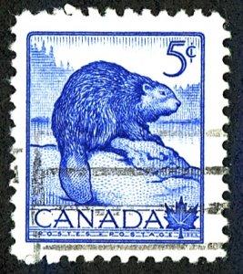 Canada #336 Used