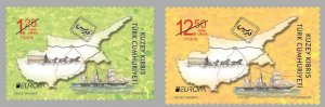 TURKISH NORTHERN CYPRUS/2020 - EUROPA CEPT, MNH
