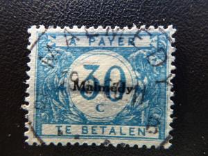 Germany Belgium Occupation 1920   Sc.# 1Nj9