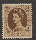 Great Britain SG 554 Used