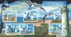 Lighthouses & Sea Birds
