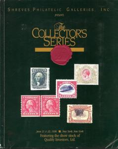 Shreve's: Sale #   -  The Collector's Series Featuring th...