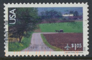 USA 2012 Airmail SC# C150  Lancaster County used   see scan