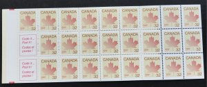 Canada 924 complete booklet MNH SCV $12.50