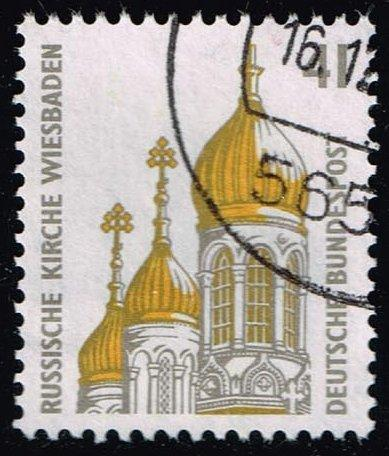 Germany #1522 Russian Church; Used (0.40)
