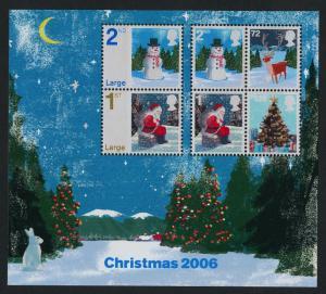 Great Britain 2411 MNH Twelve Days of Christmas, Santa