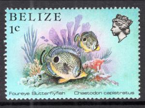 Belize 699 Fish MNH VF
