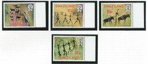 Swaziland  mnh sc. 285 - 288