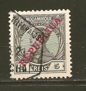 Mozambique 115 King Used