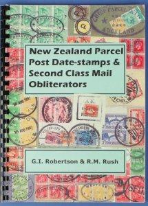 NEW ZEALAND : Parcel Post Datestamps & Second Class Mail Obliterators.