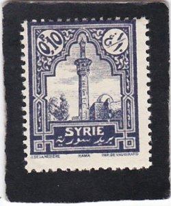 Syria,  #  173    unused