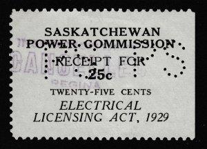 Canada, Saskatchewan (Revenue), van Dam SE6, used