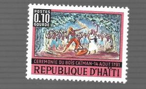 Haiti 1944 - MNH - Scott #581 *