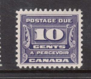 Canada #J14 VF/NH