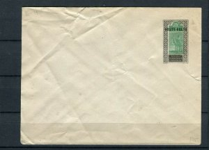 FRENCH COLONIES early 1900s Haut Volta Postal stationary Envelope 25c.