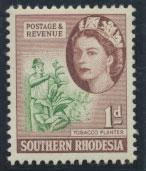 Southern Rhodesia SG 79 SC# 82 MH See scan and details