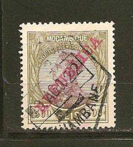 Mozambique 124 King Used
