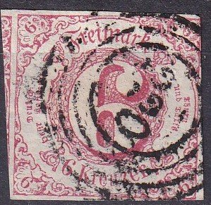 Thurn & Taxis #49 F-VF Used CV $67.50 (Z8841)