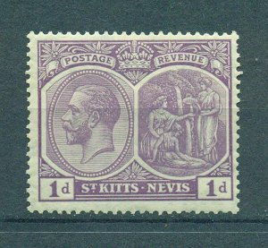 St. Kitts & Nevis sc# 39 mnh cat value $9.00