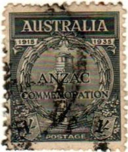 Australia Scott 151 Used (Catalog Value $52.50)