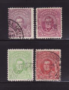 Uruguay 199-201, 203 U Artigas