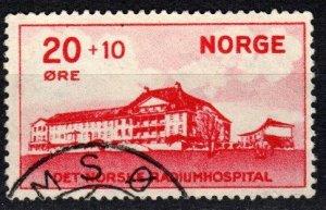 Norway #B4  F-VF Used CV $10.00 (V5584)