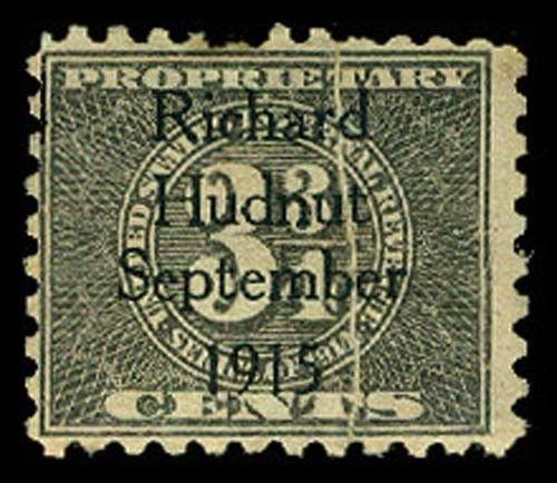 U.S. REV. PROPRIETARY RB57  Used (ID # 61799)