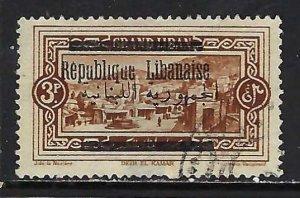 LEBANON 91 USED THIN Z491