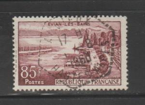 France #908 Used