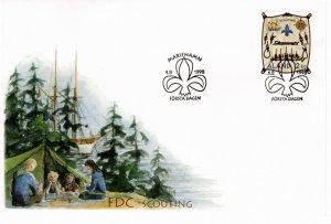 Aland 1998 Sc 148 Commemorative FDC-1