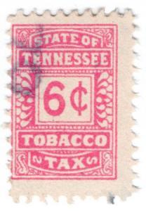 (I.B) US Revenue : Tobacco Tax 6c (Tennessee)