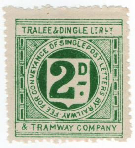 (I.B) Tralee & Dingle Light Railway & Tramway : Letter 2d