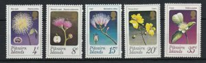 PN112) Pitcairn Islands 1973 Flowers MUH