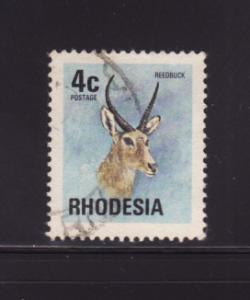 Rhodesia 331 U Animals, Reedbuck