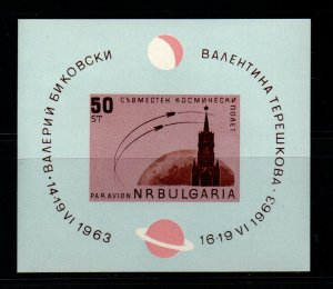 Bulgaria - Scott # C101 var NH
