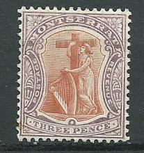 Montserrat SG 28 Mint Hinged