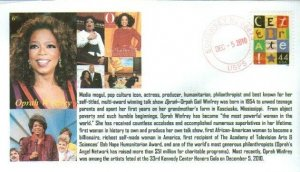 6° Cachets Oprah Winfrey Kennedy Center Honoree