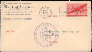 United States, California, Airmail Issues