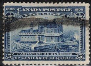 Canada Scott #99 Used