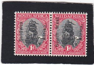 South West Africa,  #  86    unused  pair