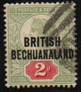 Bechuanaland Sc #34 Used; Mi #41