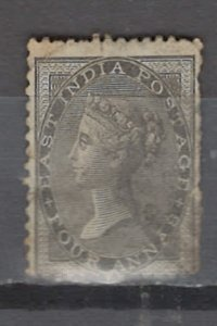 COLLECTION LOT # 2974 INDIA #16 1855 CV=$10
