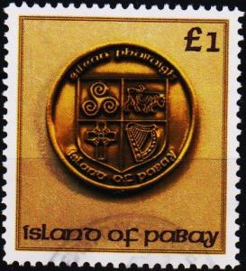 Great Britain(Pabay). 2014? £1 Fine Used