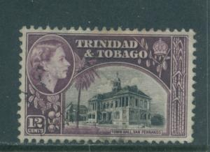 Trinidad & Tobago 79  Used