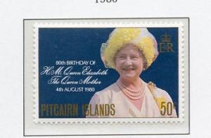 Pitcairn Islands MH Scott Cat. # 193