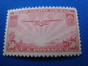 UNITED STATES 1937 AIRMAIL - SCOTT #C22  MNH